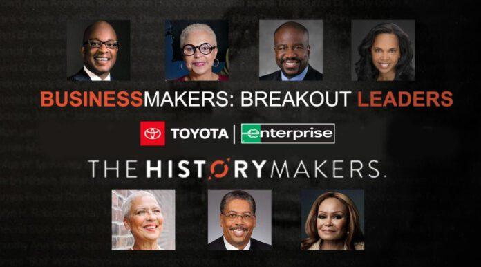BUSINESSMAKERS: BREAKOUT LEADERS