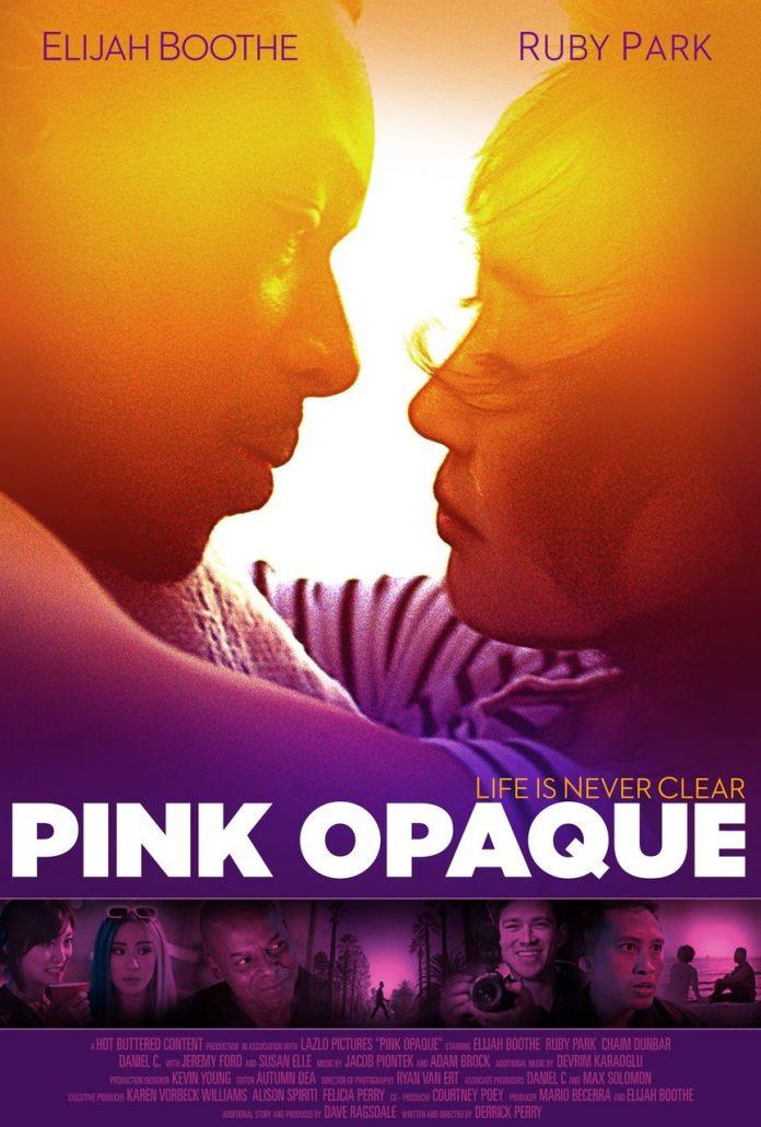 Pink Opaque medium