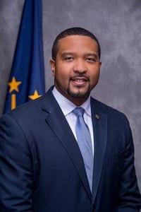 Senator Eddie Melton