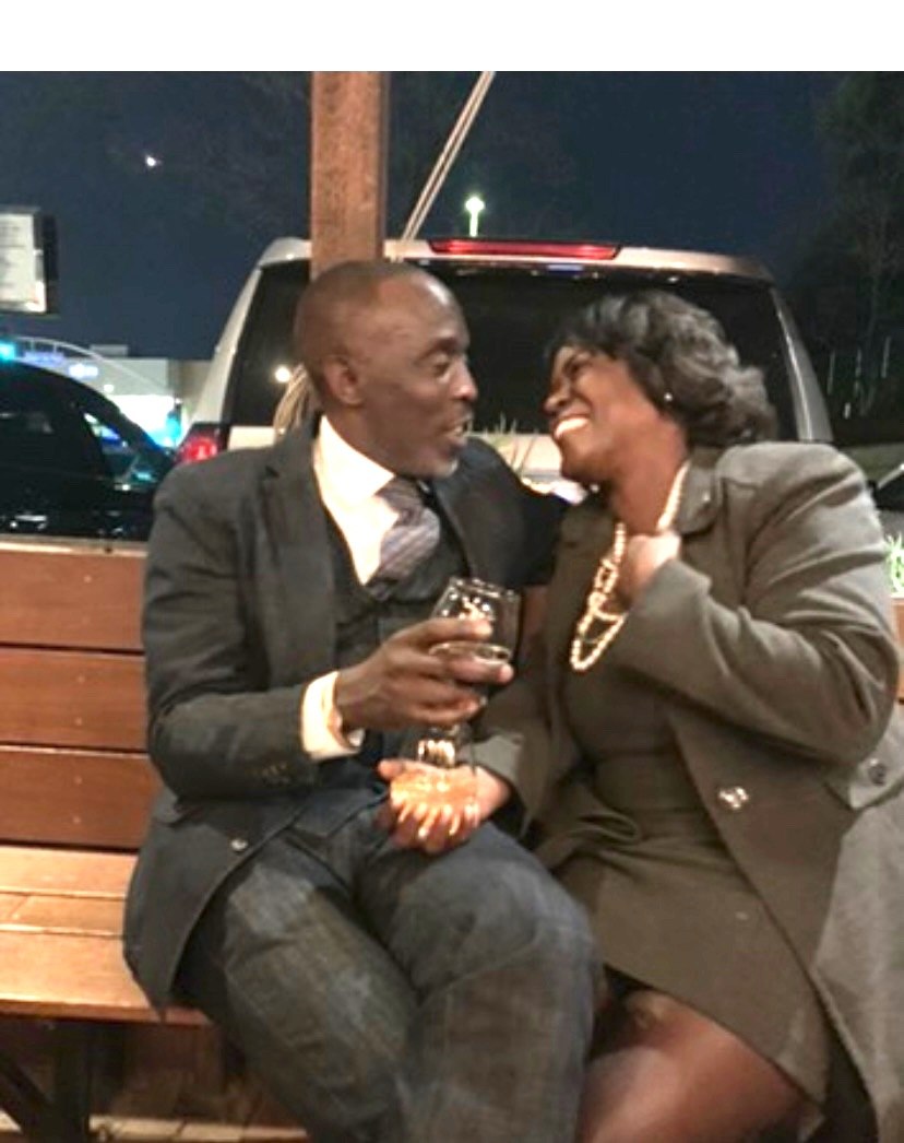 MICHAEL K. WILLIAMS AND HIS SISTER